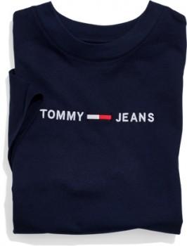 Tommy-Jeans-Tee-Black on sale