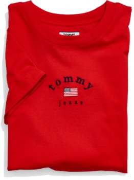 Tommy-Jeans-Tee-Flame on sale