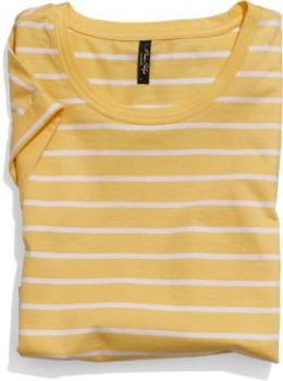 Miss-Shop-Essentials-Tee-Yellow on sale