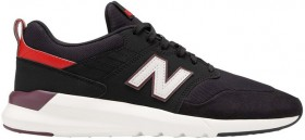 New-Balance-Sneakers-BlackRed on sale