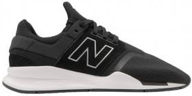 New-Balance-Sneakers-BlackWhite on sale