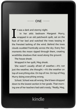 Kindle-Paperwhite-6-Waterproof-E-Reader-Wi-Fi-8GB on sale