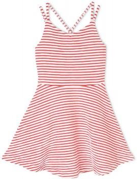 Tilii-Knit-Skater-Dress on sale