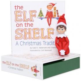 The-Elf-on-the-Shelf-A-Christmas-Tradition-Set on sale