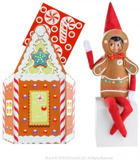 The-Elf-on-the-Shelf-Couture-Jolly-Gingerbread-Set on sale