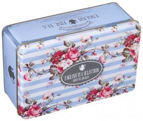 New-English-Teas-Floral-Violet-Tin-200g on sale