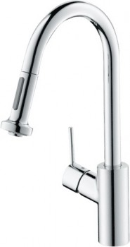 Hansgrohe-Talis-Pull-Out-Spray-Mixer on sale