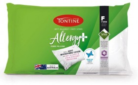 40-off-Tontine-Allergy-Plus-Standard-Pillow on sale