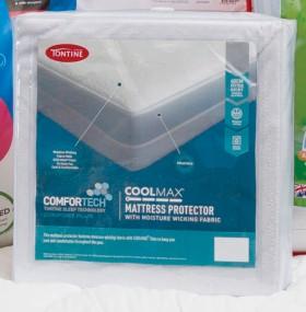 40-off-Tontine-Comfortech-Coolmax-Mattress-Protector on sale