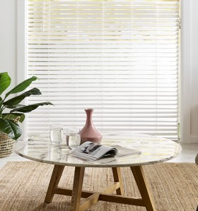 50-off-Fresh-White-Ready-To-Hang-Timber-Venetian-Blinds on sale
