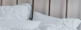 Over-60-off-Linen-House-Manisha-Blue-European-Pillowcase on sale