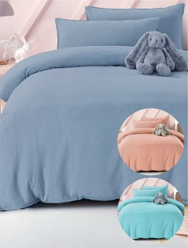 30-off-Koo-Kids-Cotton-Chambray-Quilt-Cover-Set on sale