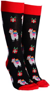 Sock-Society-Kris-Kringle-2-Lama on sale