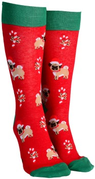 Sock-Society-Kris-Kringle-2-Pug on sale