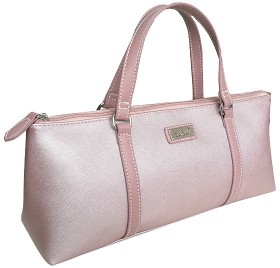 Sachi-Insulated-Wine-Purse-Blush on sale