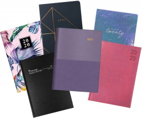 Assorted-Collins-Debden-2020-Diaries on sale