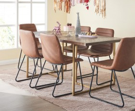 NEW-Portofino-7-Piece-Dining-Set-with-Frankie-Chairs on sale