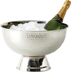 Salisbury-Co-Hemingway-Hammered-Champagne-Bowl-35x22.5cm on sale