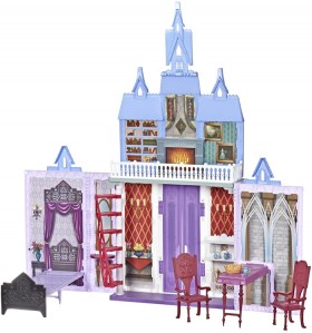 Frozen-II-Fold-and-Go-Arendelle-Castle on sale