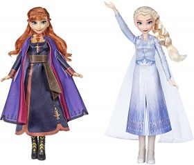 Assorted-Frozen-II-Singing-Elsa-or-Anna-Doll on sale