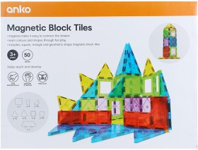 Magnetic-Block-Tiles on sale