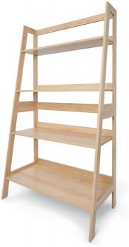 Oak-Look-Bookshelf on sale