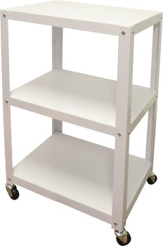 SCA-3-Tier-Metal-Shelving-Unit on sale