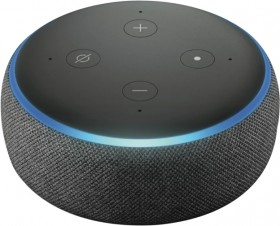 Amazon-Echo-Dot-3rd-Gen-Voice-Assistant-with-Alexa-Charcoal on sale