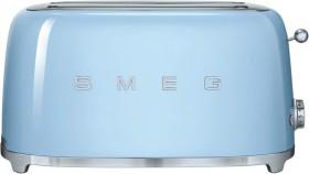 Smeg-50s-Retro-Style-4-Slice-Toaster-Blue on sale