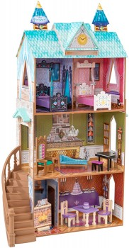 Disney-Frozen-Wooden-Arendelle-Palace-Dollhouse on sale