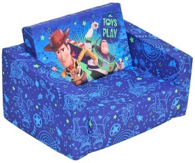 Toy-Story-4-Flip-Out-Kids-Sofa on sale