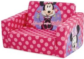 Minnie-Flip-Out-Kids-Sofa on sale