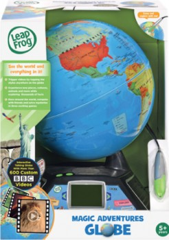 Leap-Frog-Magic-Adventures-Globe on sale