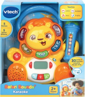 VTech-Safari-Sounds-Karaoke on sale
