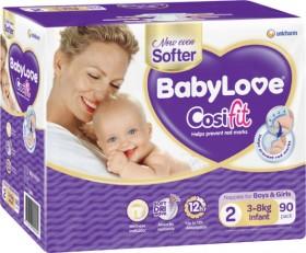 Baby-Love-Jumbo-Nappies on sale