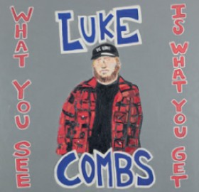 Luke-Combs-What-You-See-Is-What-You-Get-CD on sale
