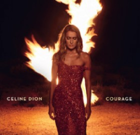 Celine-Dion-Courage-CD on sale