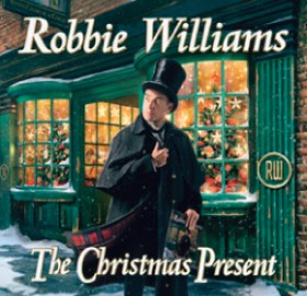 Robbie-Williams-The-Christmas-Present-CD on sale