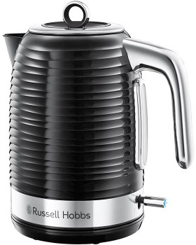 Russell-Hobbs-Inspire-Kettle-1.7L-Black on sale
