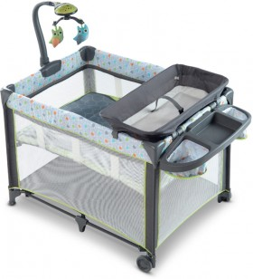 Ingenuity-Smart-and-Simple-Travel-Cot-Marlo on sale
