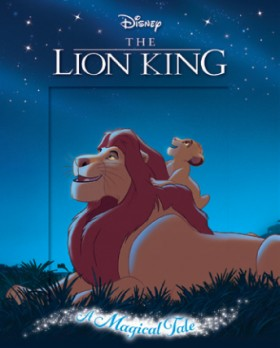 Disney-The-Lion-King-A-Magical-Tale on sale