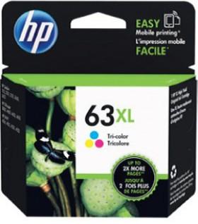 HP-63XL-High-Yield-Tri-color-Original-Ink-Cartridge on sale