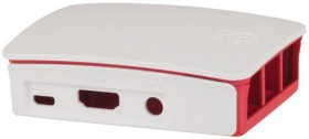 Official-Raspberry-Pi-3B-Case on sale