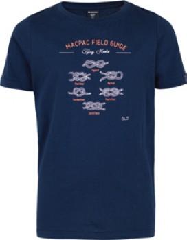 Macpac-Kids-Field-Guide-Organic-Tee on sale