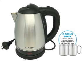 Rovin-Compact-Mains-Powered-0.9L-Kettle on sale
