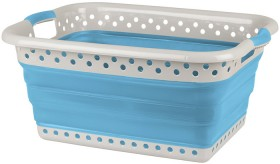 Collapsible-Laundry-Basket on sale