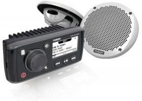 Fusion-AMFM-Marine-Stereo-Speaker-Kit-MS-RA55 on sale