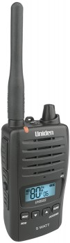 Uniden-5W-UHF-Handheld-Radio-UH850S on sale