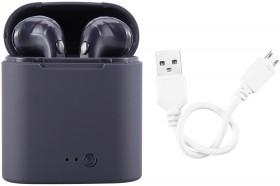 True-Wireless-Earphones-Navy-Blue on sale