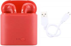 True-Wireless-Earphones-Red on sale
